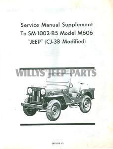 M606 Manuals